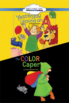 Yesterday I Found An A; & The Color Caper